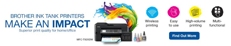 Refill Tank System Printer