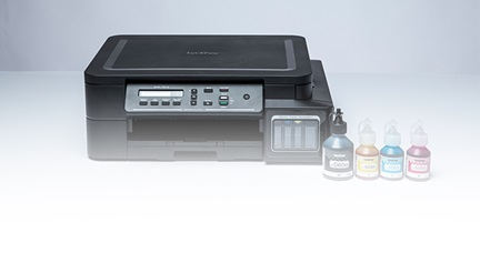 Dcp T310 Refill Tank System 3 In One Ultra High Yield Ink 6500